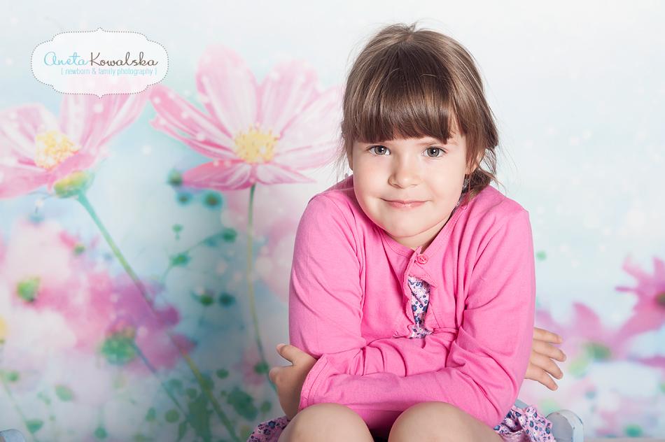 mini sesja dziecięca Łódź