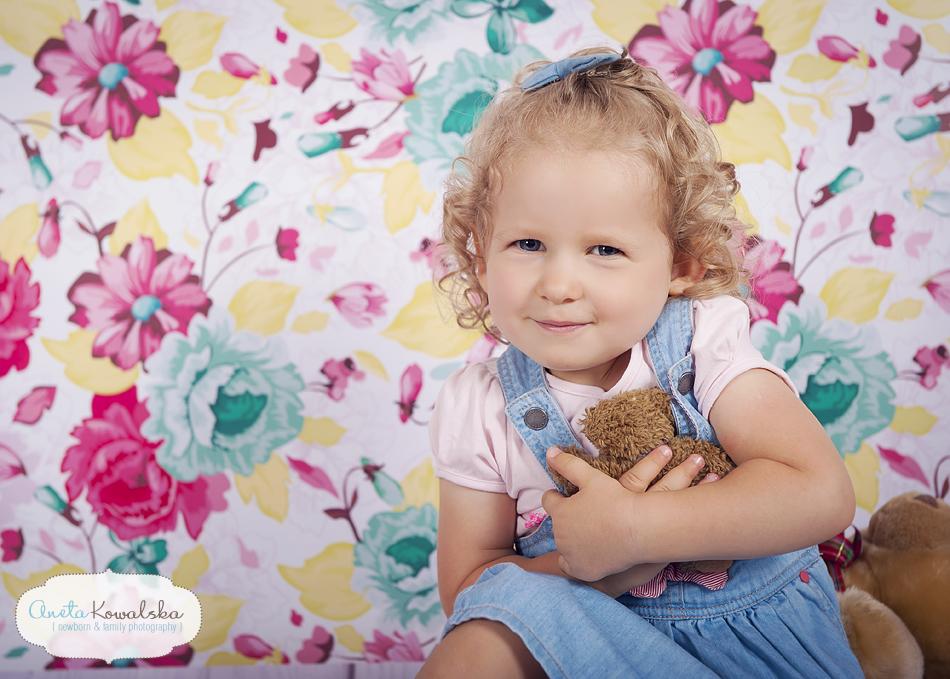 Sesja dziecięca - fotograf Łódź