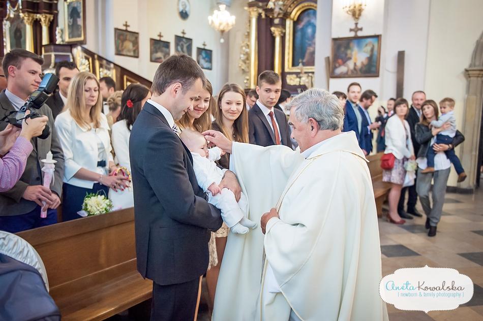 fotograf na chrzest święty Łódź